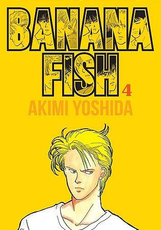 BANANA FISH 4 - PANINI
