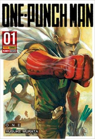 ONE PUNCH MAN 1 - PANINI