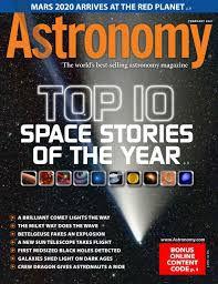 ASTRONOMY FEVEREIRO 2021