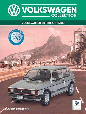 VOLKSWAGEN CARIBE GT 1984  VOL 17