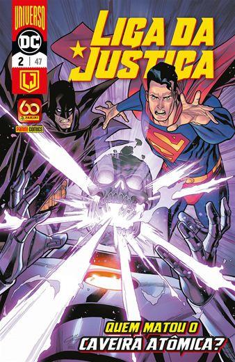 Liga da Justiça - 02 / 47