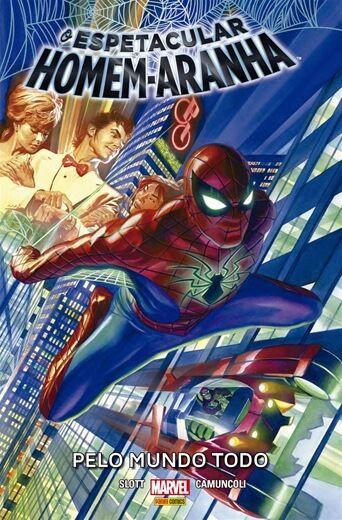 O Espetacular Homem-Aranha Vol.08 - Pelo Mundo Todo
