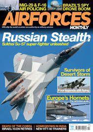 Airforces monthly de fevereiro de 2021