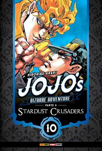 Jojo's Bizarre Adventures - 10 Parte 03: Stardust Crusaders