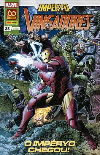 Os Vingadores - 25