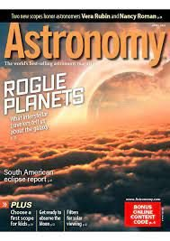 ASTRONOMY APRIL 2021