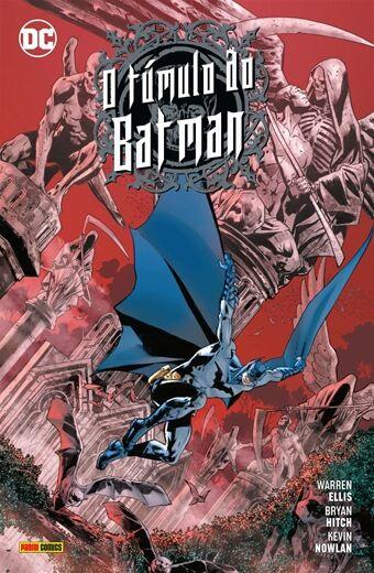 O Túmulo do Batman Vol. 01
