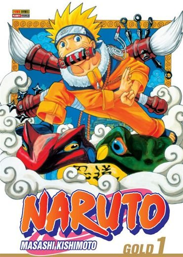 Naruto Gold - 01
