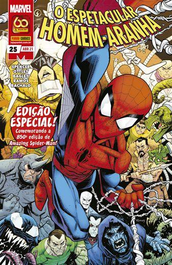 O Espetacular Homem-Aranha - 25