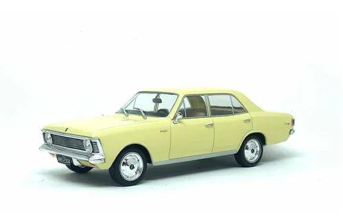 Miniatura Chevrolet Opala 2500 Sedan 1969 1:24 Californiatoys