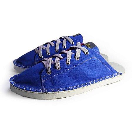 Tênis Mule MONARCA Azul Royal