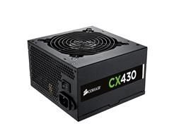 FONTE CORSAIR CX430 (430 WATTS) 80 PLUS BRONZE - CP-9020046-WW