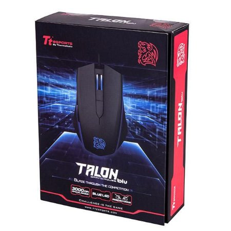 MOUSE GAMER THERMALTAKE LASER TALON BLU