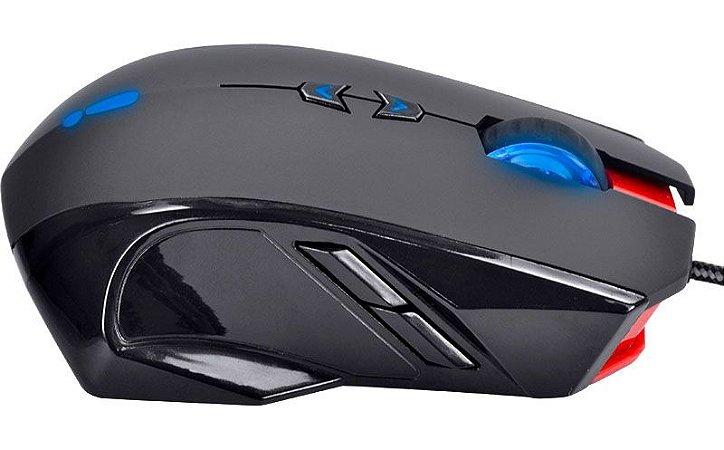 Mouse Pcyes Orion 3500dpis com Mousepad