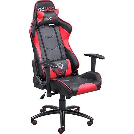 Cadeira Gamer PcYes Mad Racer V8 - Diversas Cores