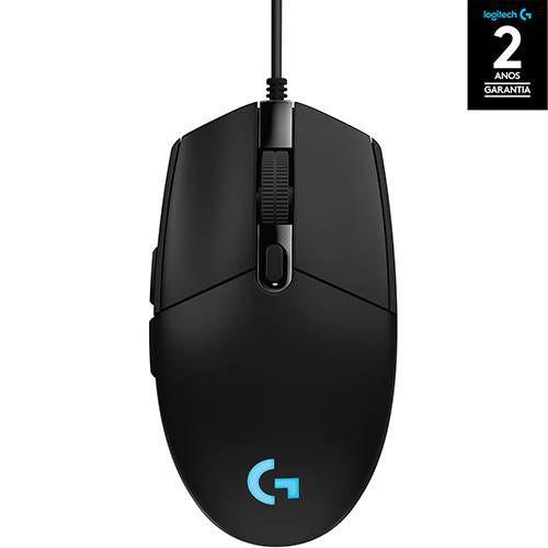 Mouse Gamer G Pro Gaming RGB 12.000 DPI  - Logitech