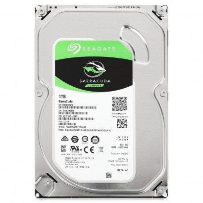 HD interno Seagate Barracuda 1TB