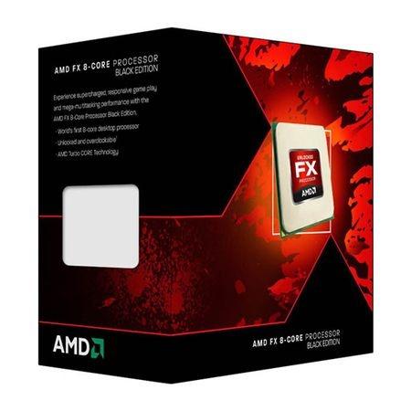 Processador AMD Black Edition FX8320E Octa Core 3.2Ghz (4.0Ghz Max Turbo) 16MB Cache AM3+