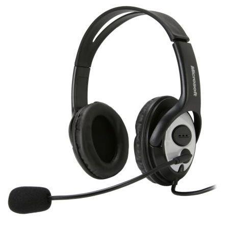Headset LifeChat Microsoft, USB 2.0, com Microfone - LX-3000
