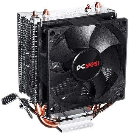 Cooler para Processador PcYes Zero K Z1 80mm AMD/Intel ACZK180
