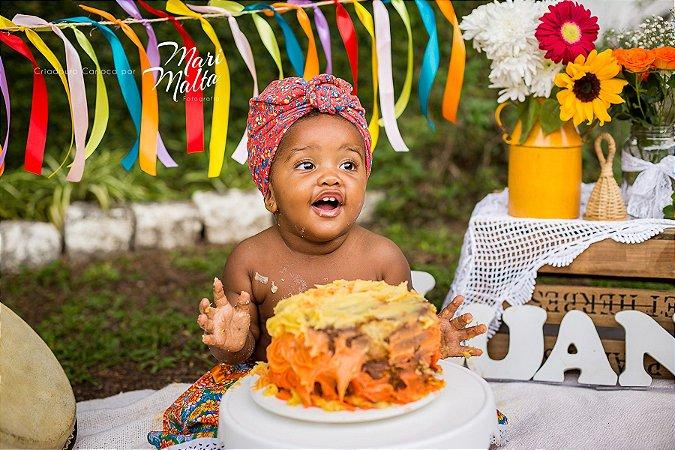 ENSAIO SMASH THE CAKE