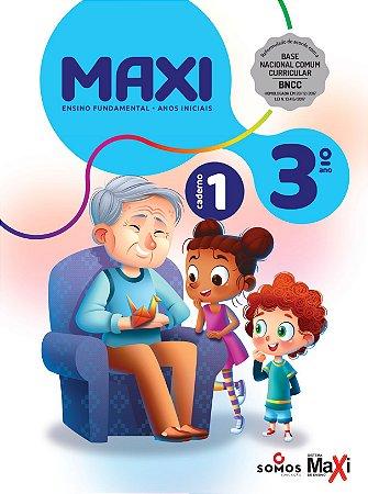 3º ano - Ensino Fundamental Anos Iniciais - Maxi
