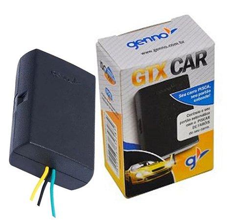 Controle de Portão Eletrônico 433,92Mhz Gtx Car - Genno