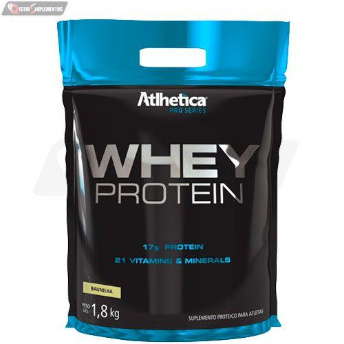 ef62b5ddb Whey Protein Pro Series Atlhetica Nutrition - Distribuidora de ...