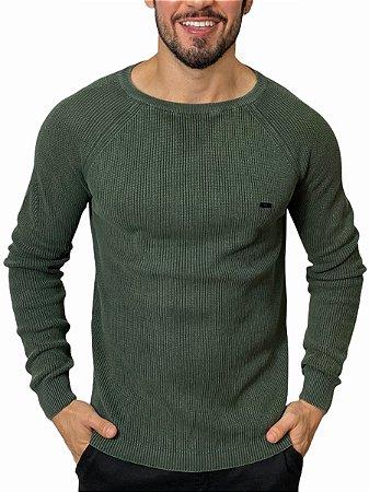 Suéter Armani Exchange Verde