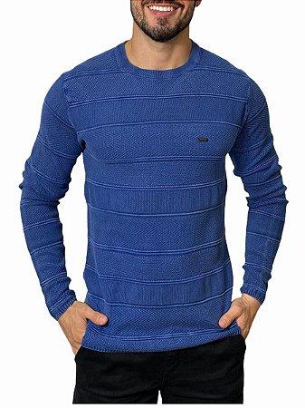 Suéter Armani Exchange Azul