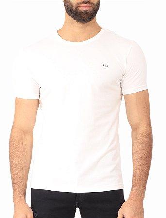 Camiseta Armani Exchange Off White