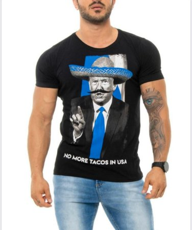 Camiseta Red Feather (No More Tacos)