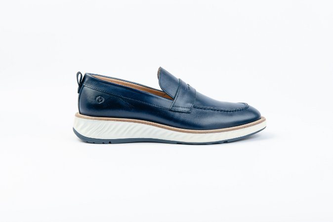 Sapato Oxford Marinho