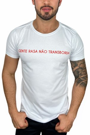 Camiseta Red Feather Gente Rasa