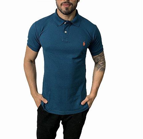 Camisa Polo Ralph Lauren Verde Real