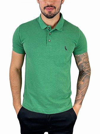 Camisa Polo Piquet Reserva Verde