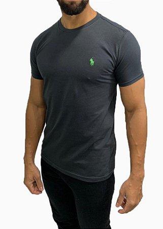 Camiseta Ralph Lauren Verde Musgo