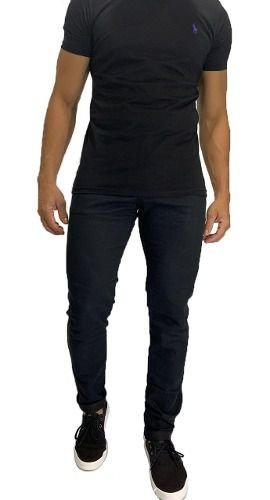 Calça Jeans Armani Exchange Preta