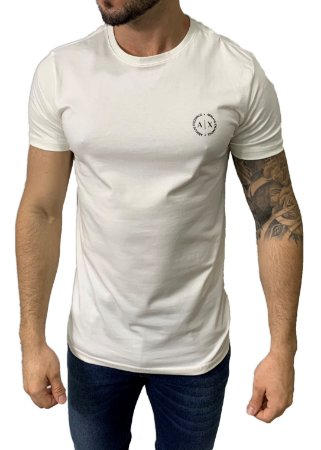 Camiseta Armani Exchange Off White