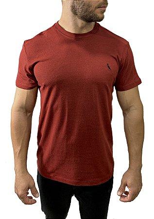 Camiseta Reserva Textura Flame Bordô
