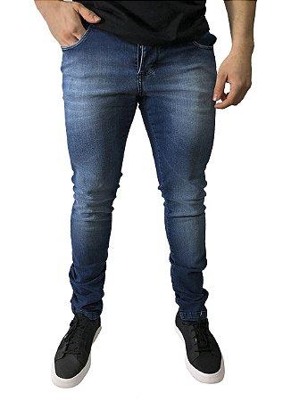 Calça Armani Jeans Azul Escura
