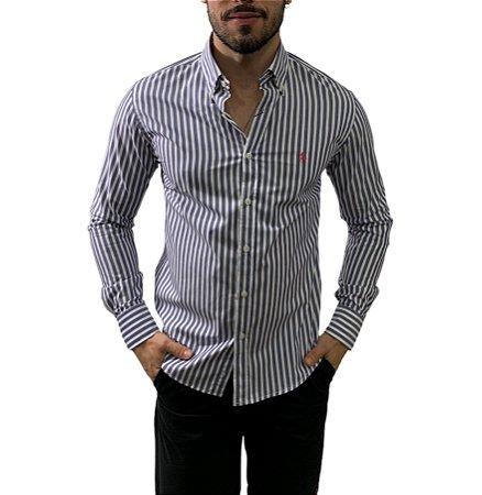 Camisa Ralph Lauren Listrada Haze