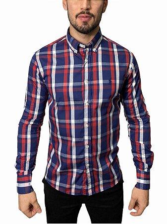 Camisa Ralph Lauren Xadrez American