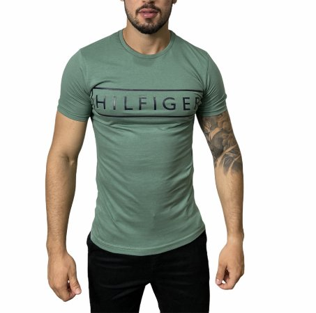Camiseta Tommy Hilfiger Jungle