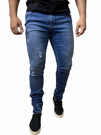 Calça Jeans Armani Exchange Índigo Denim