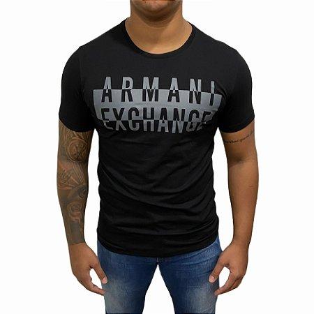 Camiseta Armani Exchange Street