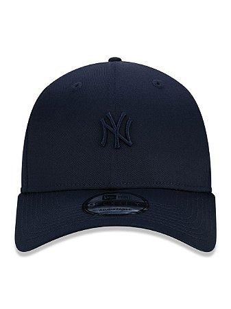 Boné New York Yankees Mini Logo Azul