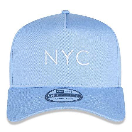 Boné New York Core Candys Azul