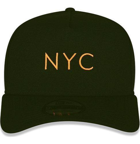 Boné New York Botany Verde
