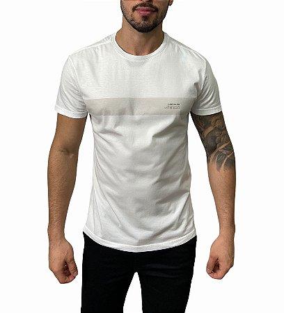 Camiseta Reserva Tarja Branca